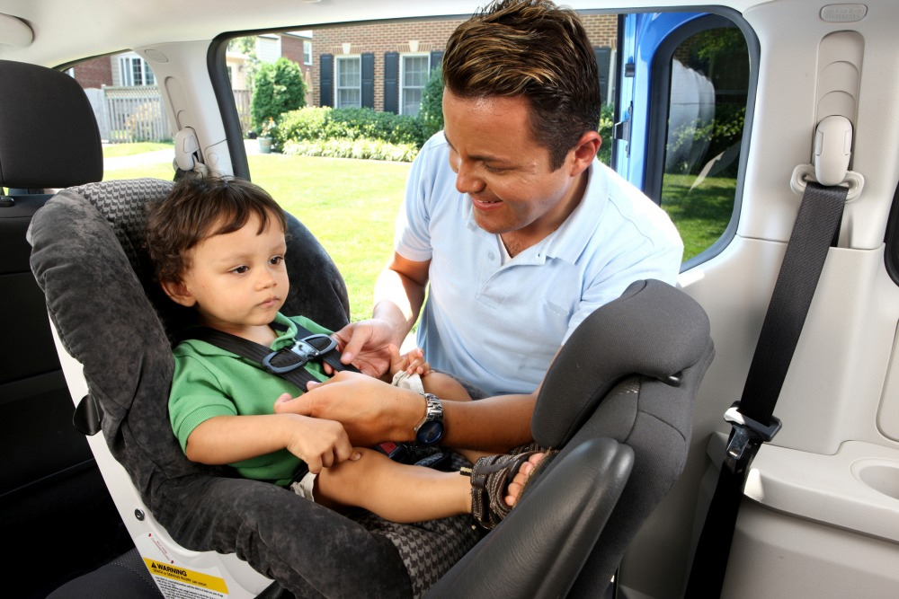 Extended rear facing is 5x safer for your child