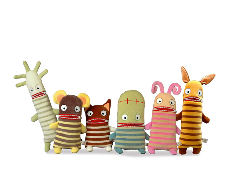 The BooBoo Dolls are all so unique, there is a design to suit everyone!