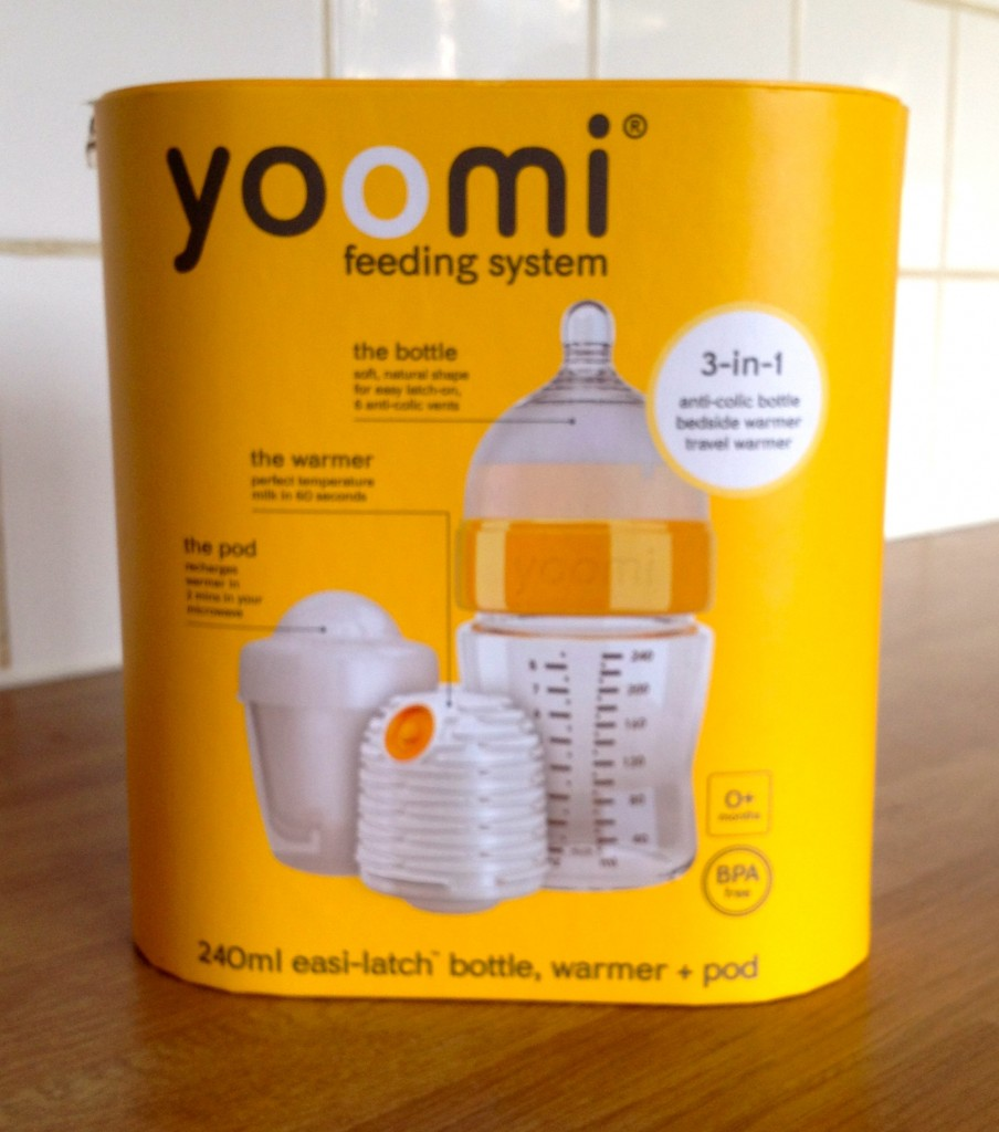 Yoomi bottle sets are just so easy to use, they make taking your little ones out so much easier!