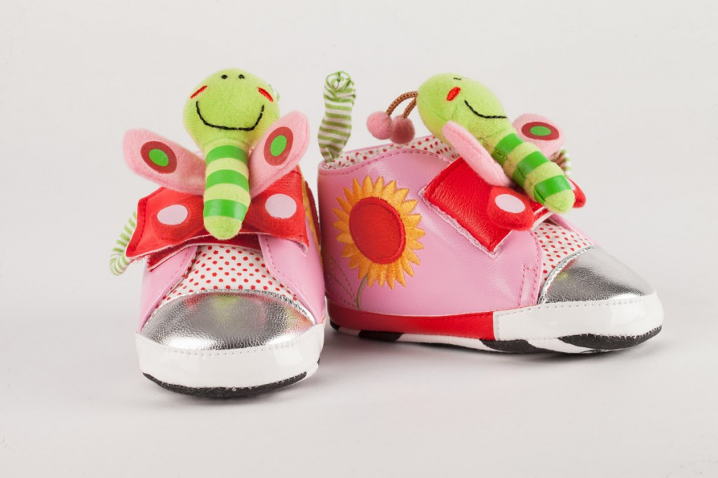 Playtoes are such a great idea - it's the toy that you really can take everywhere.
