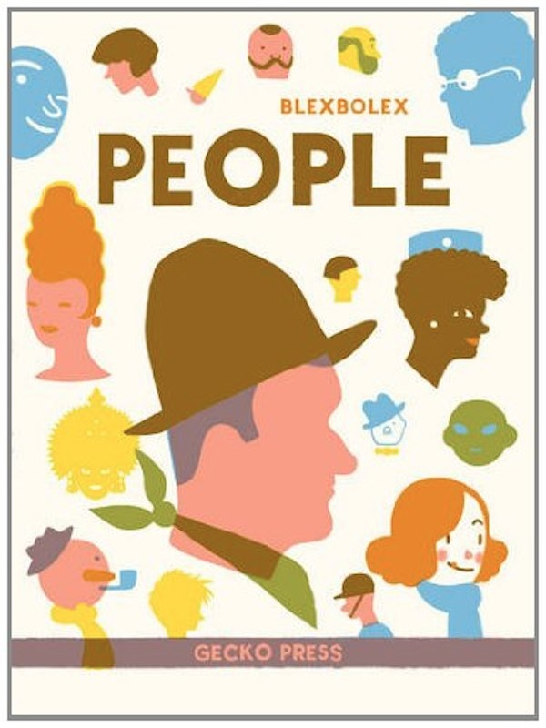 People by Blexbolex via Toby & Roo :: daily inspiration for stylish parents and their kids.