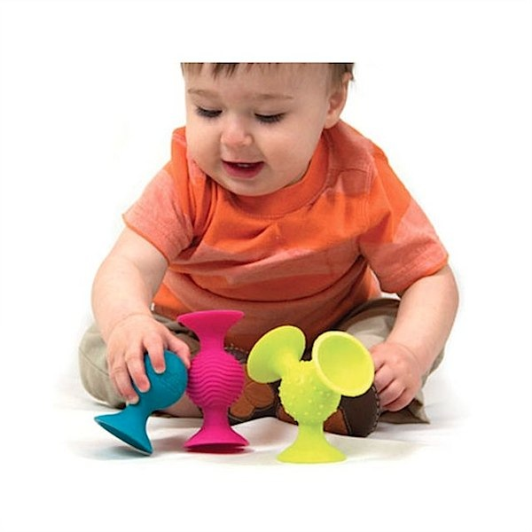 Pipsquigz ultimate toy for babies via Toby & Roo :: daily inspiration for stylish parents and their kids.