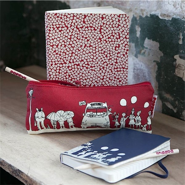 Top pencil cases for back to school via Toby & Roo :: daily inspiration for stylish parents and their kids.