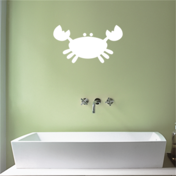 Mirrorin wall stickers via Toby & Roo :: daily inspiration for stylish parents and their kids.