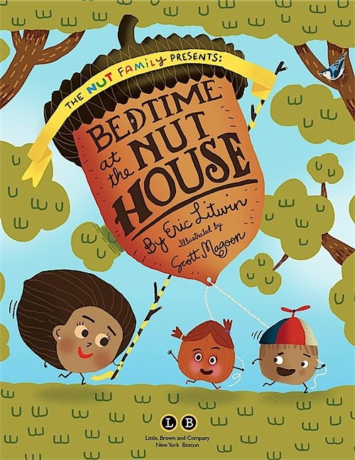 The Nuts: Bedtime at the Nut House via Toby & Roo :: daily inspiration for stylish parents and their kids.