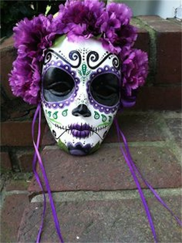 DIY crafts Halloween masks via Toby & Roo :: daily inspiration for stylish parents and their kids.