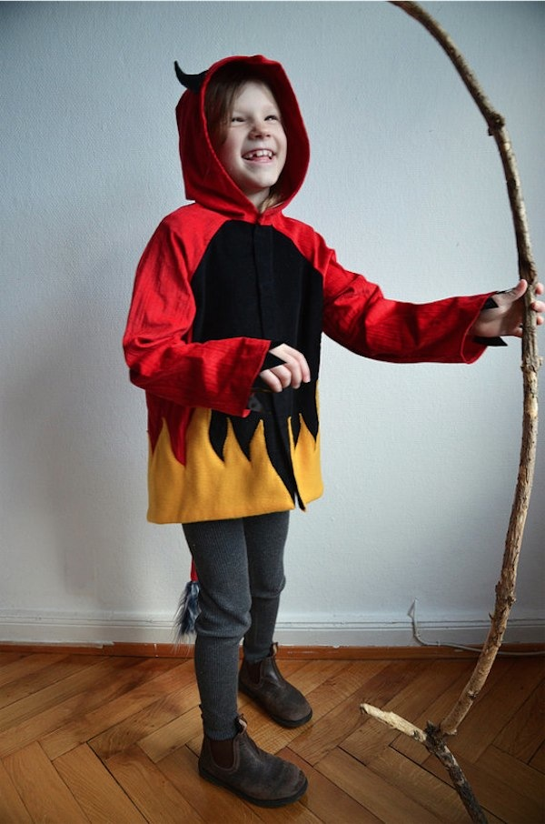 Maii Berlin Halloween with a twist via Toby & Roo :: daily inspiration for stylish parents and their kids.