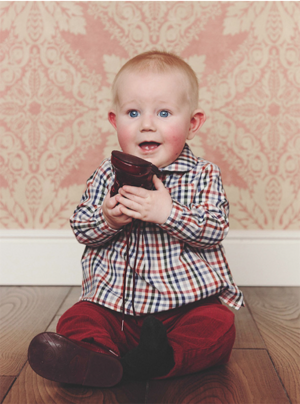 Bonnet à Pompon clothing via Toby & Roo :: daily inspiration for stylish parents and their kids.