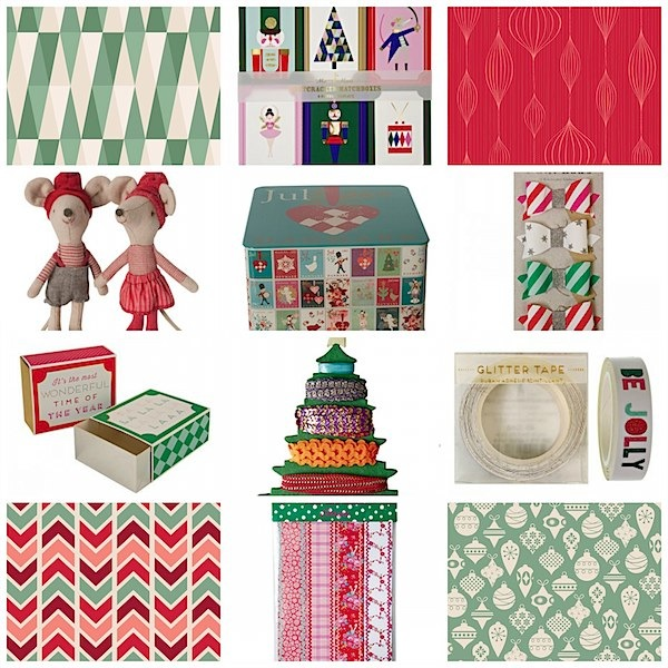 Christmas Hampers via Toby & Roo :: daily inspiration for stylish parents and their kids.