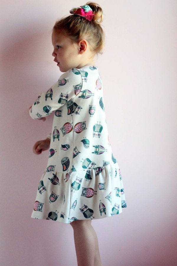 Little Pink Peony girlswear via Toby & Roo :: daily inspiration for stylish parents and their kids.
