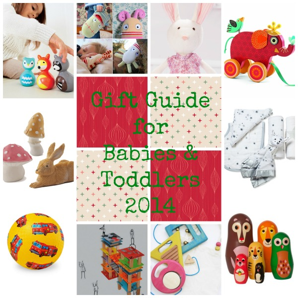 Baby Gifts For Christmas 2014 : Christmas gift guide gifts for babies toddlers
