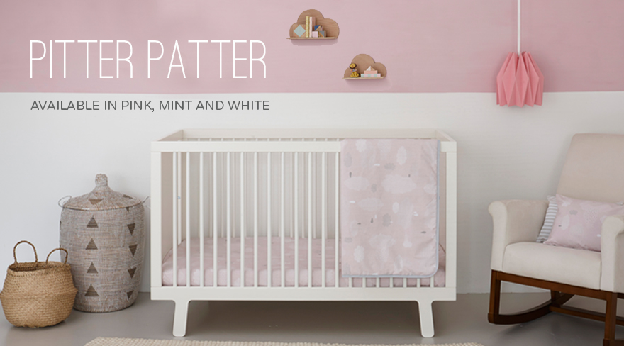 Designing a girl's nursery to last via Toby & Roo :: daily inspiration for stylish parents and their kids.