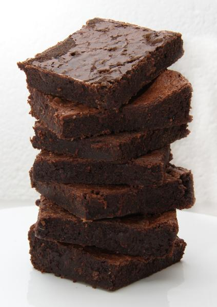 The Brownie Bar, delicious mail order brownies via Toby & Roo :: daily inspiration for stylish parents and their kids.