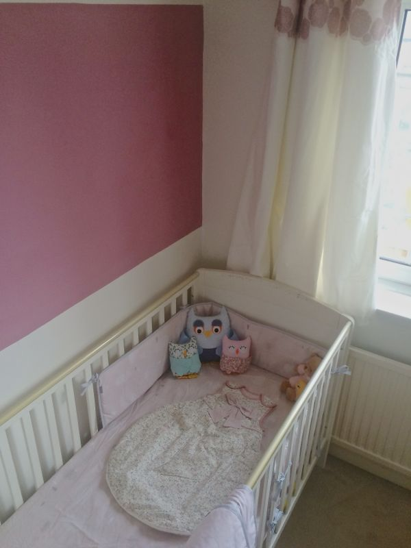 Designing my girl's nursery to last via Toby & Roo :: daily inspiration for stylish parents and their kids.