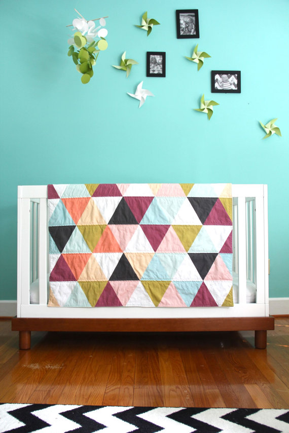 IvieBaby, modern bedding for modern parents via Toby & Roo :: daily inspiration for stylish parents and their kids.