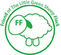 Little Green Sheep Flock