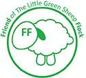 Little Green Sheep Flock