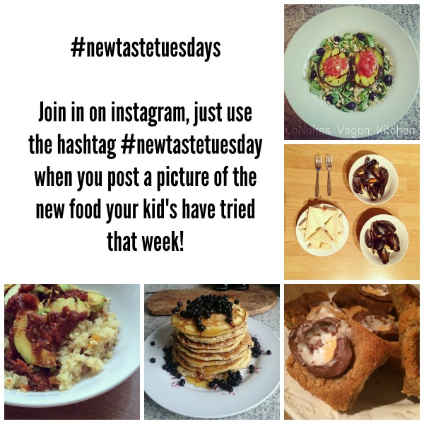 #newtastetuesdays :: the instagram movement to get kids trying new food via Toby & Roo :: daily inspiration for stylish parents and their kids.