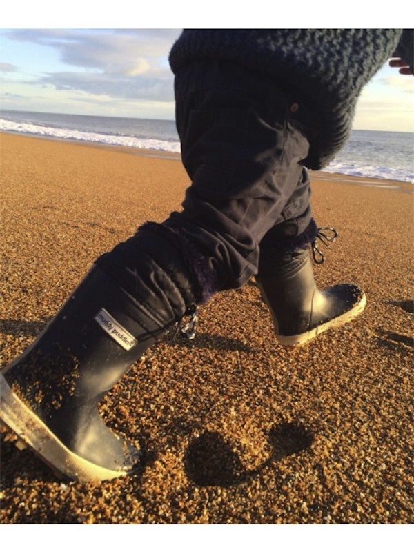 Wellies & Waterproofs from Muddy Puddles via Toby & Roo :: daily inspiration for stylish parents and their kids.