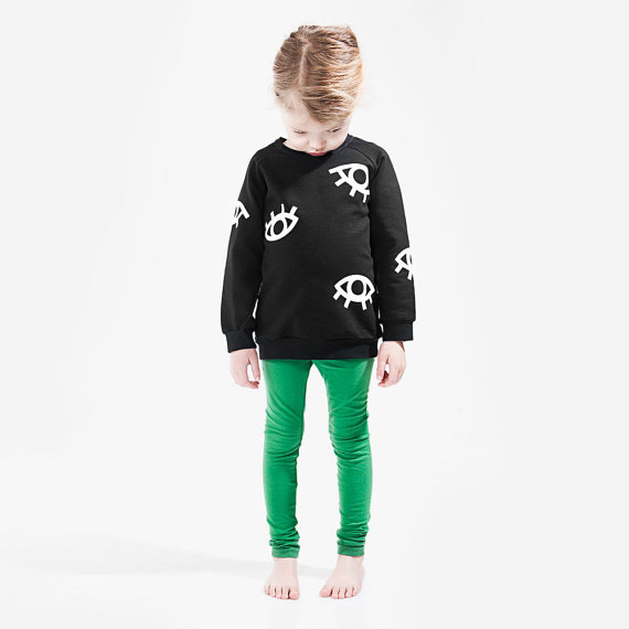 Cool, contemporary fashion from SwearHouse via Toby & Roo :: daily inspiration for stylish parents and their kids.