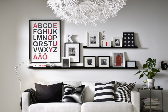 Wall Of Art ideas for easy, diy ways to decorate your home - toby and roo