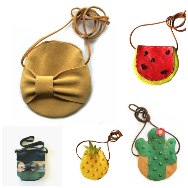 The cutest handbags for kids from Raine + Skye via Toby & Roo :: daily inspiration for stylish parents and their kids.