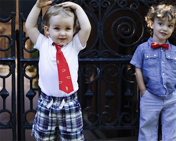 The sweetest accessories for boys from Stinky McGee, perfect for the occasion season. via Toby & Roo :: daily inspiration for stylish parents and there kids.
