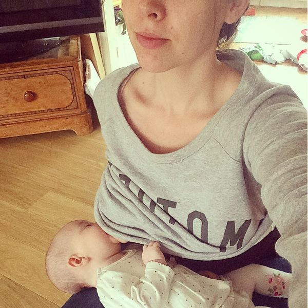 4 tips for boosting milk supply during breastfeeding via Toby & Roo :: daily inspiration for stylish parents and their kids.