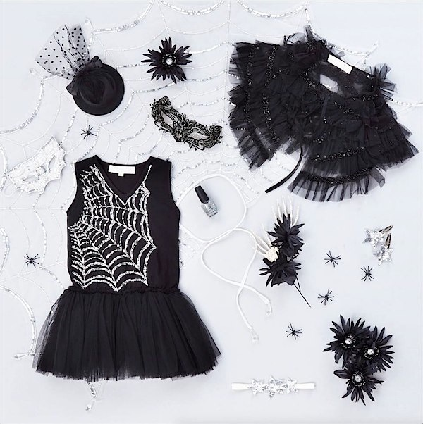 Halloween by Tutu Du Monde via Toby & Roo :: daily inspiration for stylish parents and their kids.