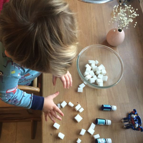 How to make soap via Toby & Roo :: daily inspiration for stylish parents and their kids.