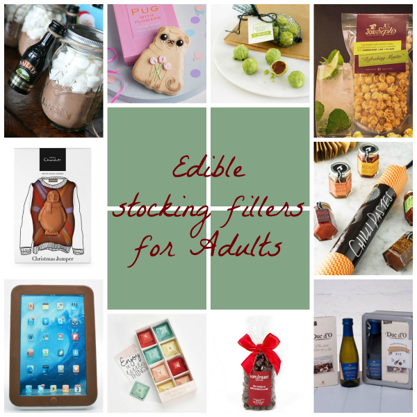 christmas gift guide 2015 edible stocking fillers for adults