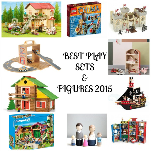 Best play sets & figures for 2015 via Toby & Roo :: daily inspiration for stylish parents and their kids.
