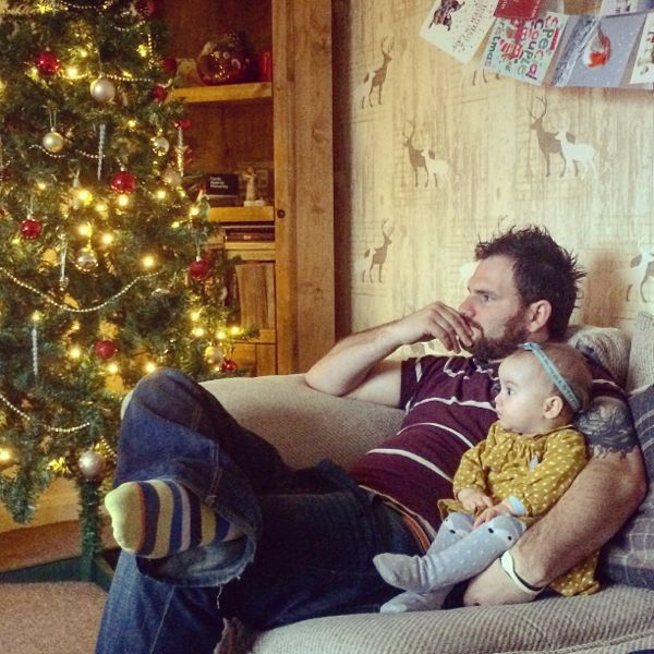 Two sides to the metaphorical coin :: January blues via Toby & Roo :: daily inspiration for stylish parents and their kids.