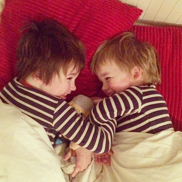 Raising sensitive boys via Toby & Roo :: daily inspiration for stylish parents and their kids.
