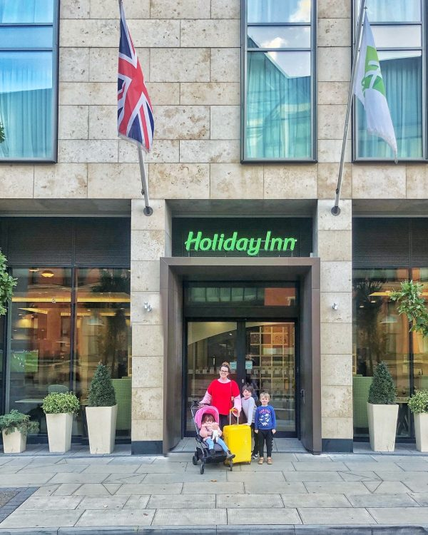 Christmas Places To Go Manchester: Our Holiday Inn Weekend In Manchester