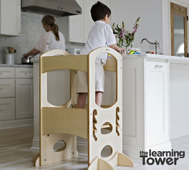 The learning tower should be in every home!