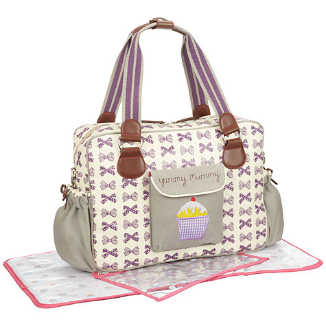 What's in your Mama bag? I use a pink lining bag, they are super stylish, practical and simply fabulous!