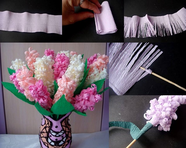 So easy to make and a beautiful personal gift to give to Mama on Mother's Day