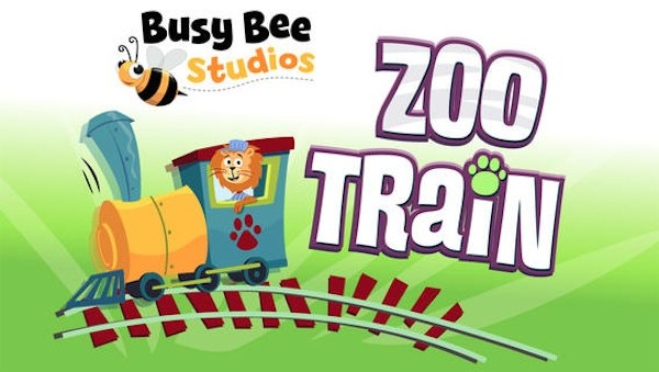 Zoo Train App via Toby & Roo :: daily inspiration for stylish parents and their kids.