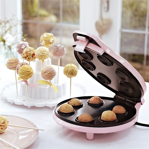 Cake Pop Machines via Toby & Roo :: daily inspiration for stylish parents and their kids.