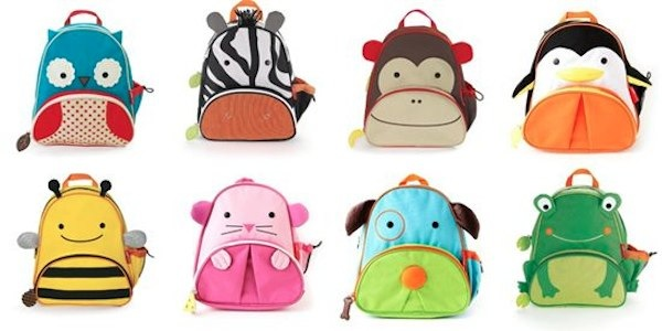 Top 5 back to school bags via Toby & Roo :: daily inspiration for stylish parents and their kids.