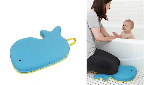 Moby Bath Kneeler from Skip*Hop via Toby & Roo :: daily inspiration for stylish parents and their kids.