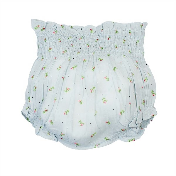 Baby bloomers from Bonnet à Pompon via Toby & Roo :: daily inspiration for stylish parents and their kids.