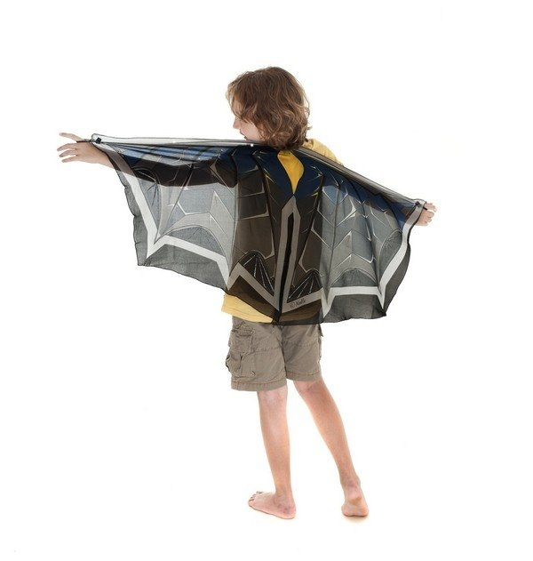 NoaPoa kids dress up wings via Toby & Roo :: daily inspiration for stylish parents and their kids.