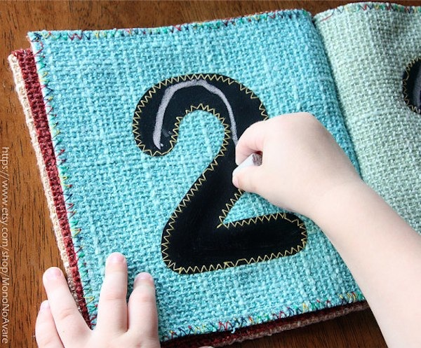 Quiet time books from MonoNoAvare via Toby & Roo :: daily inspiration for stylish parents and their kids.
