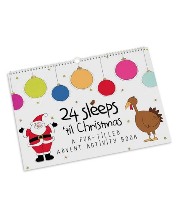 Unique advent calendars for Christmas via Toby & Roo :: daily inspiration for stylish parents and their kids.