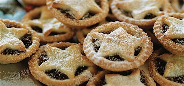 Mince Pie recipe from Toby & Roo :: daily inspiration for stylish parents and their kids.