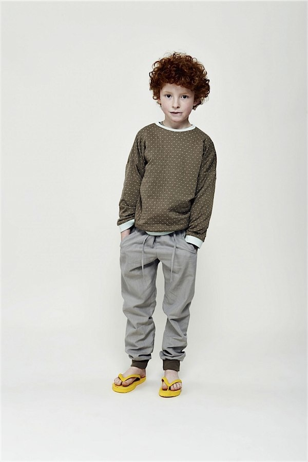 Macarons Childrenswear SS15 via Toby & Roo :: daily inspiration for stylish parents and their kids.
