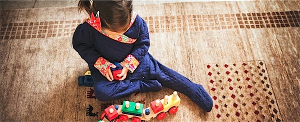 Forget baby sleeping bags or quilts, SurPyjamas are back! via Toby & Roo :: daily inspiration for stylish parents and their kids.