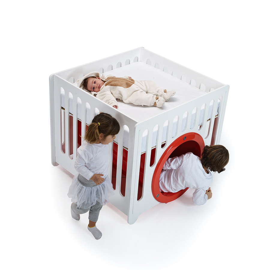 Innovative, playful Children's furniture from Lil'Gaea via Toby & Roo :: daily inspiration for stylish parents and their kids.